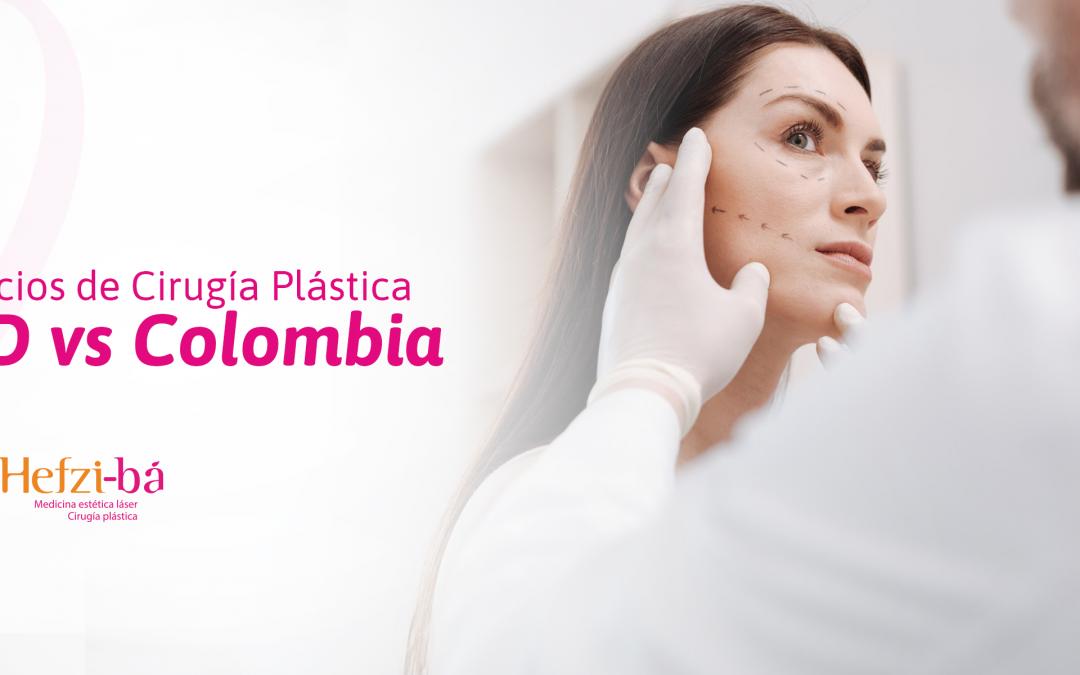 Precios de Cirugía Plástica en RD vs en Colombia